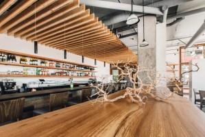 Copine Restaurant in Seattle   e architect