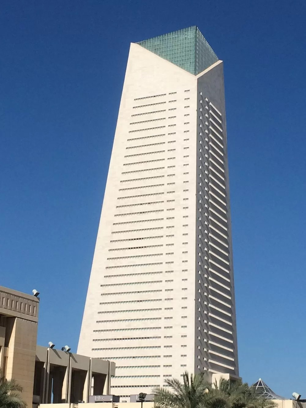 Central Bank of Kuwait Building  earchitect