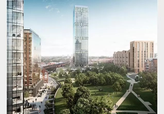 Manchester Building News  earchitect