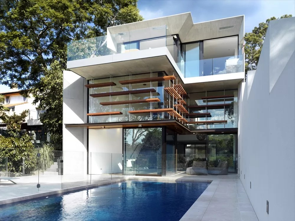 Mosman Residence in Sydney  earchitect