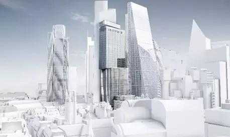 6 8 Bishopsgate And 150 Leadenhall London E Architect