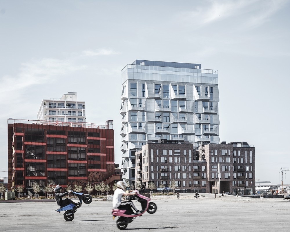 COBE Architects Denmark  earchitect