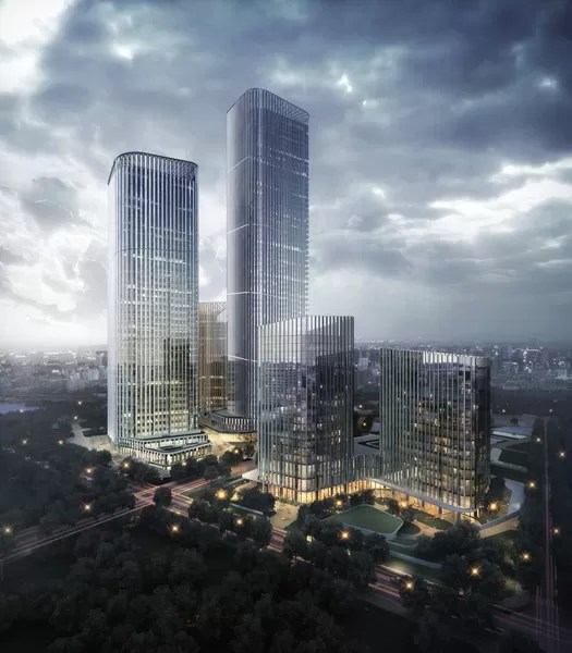 HighTechCity in Changchun  earchitect