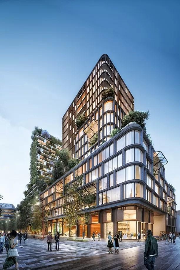 Utrecht Architecture Netherlands Buildings E Architect