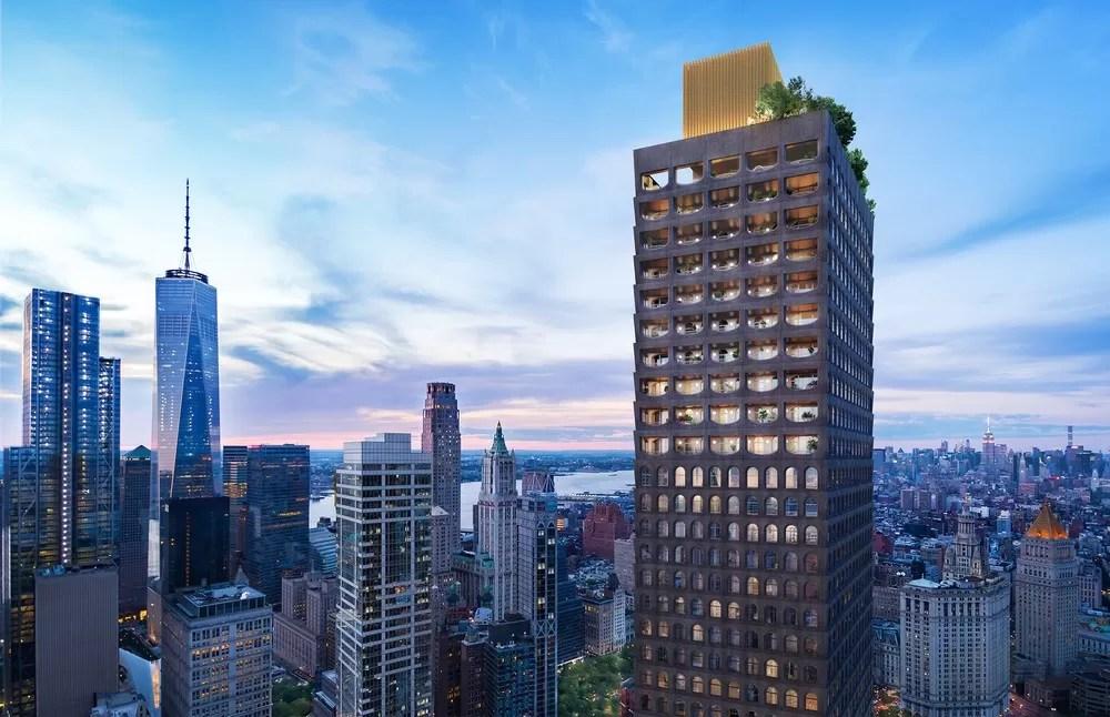 130 William In NYC E Architect