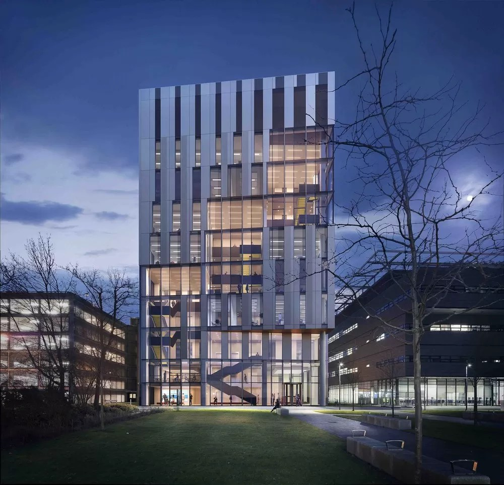 Henry Royce Institute University Of Manchester E Architect
