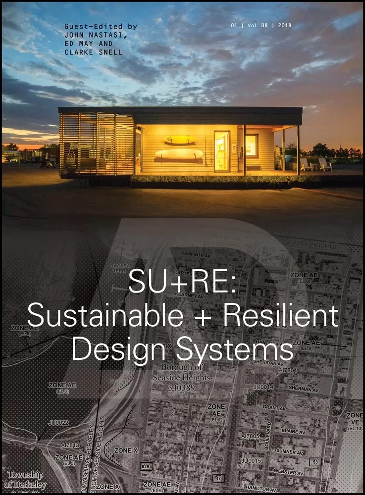 SURE Sustainable  Resilient Design Systems AD  earchitect