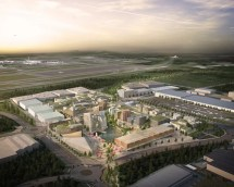 Oslo Airport City In Norway - -architect