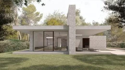 Casa Madrigal Comunidad Valenciana  earchitect