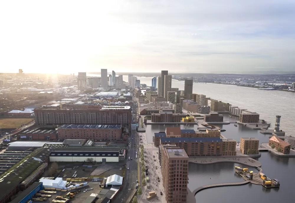 Liverpool Waters Development design 5  earchitect