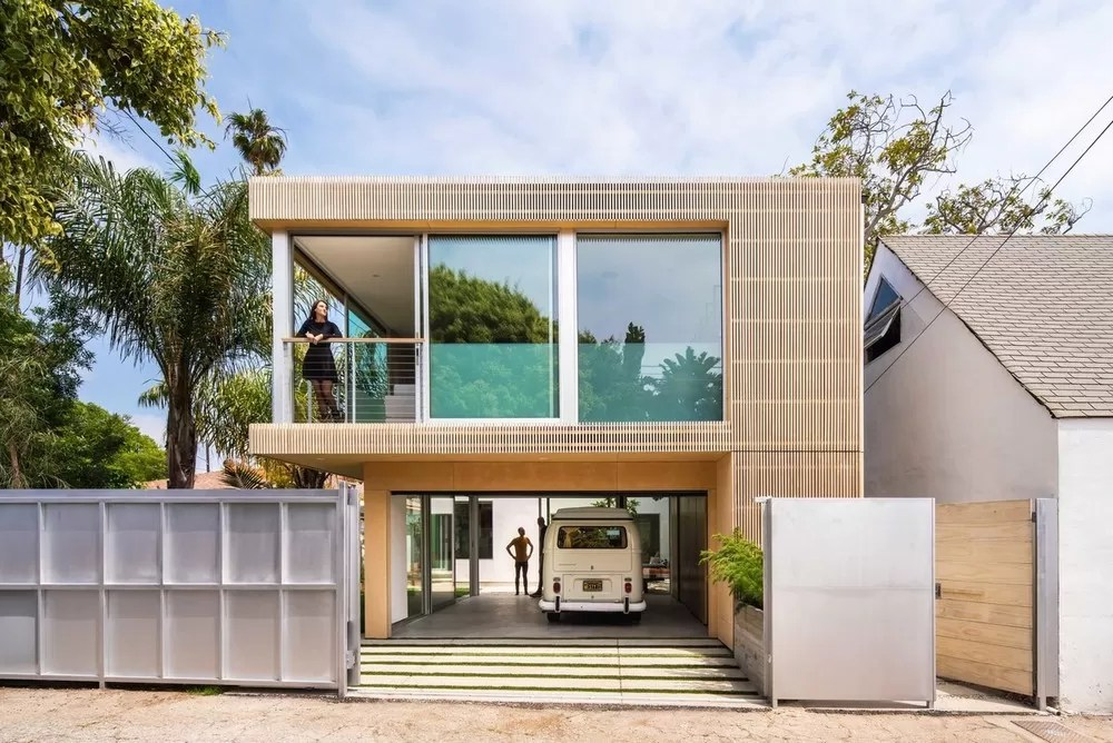 Coeur D Alene Garage House In Los Angeles E Architect