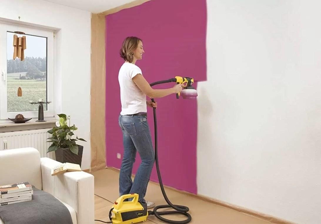How To Spray Paint Interior Walls Advice E Architect
