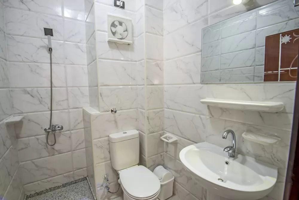 to install bathroom extractor fan