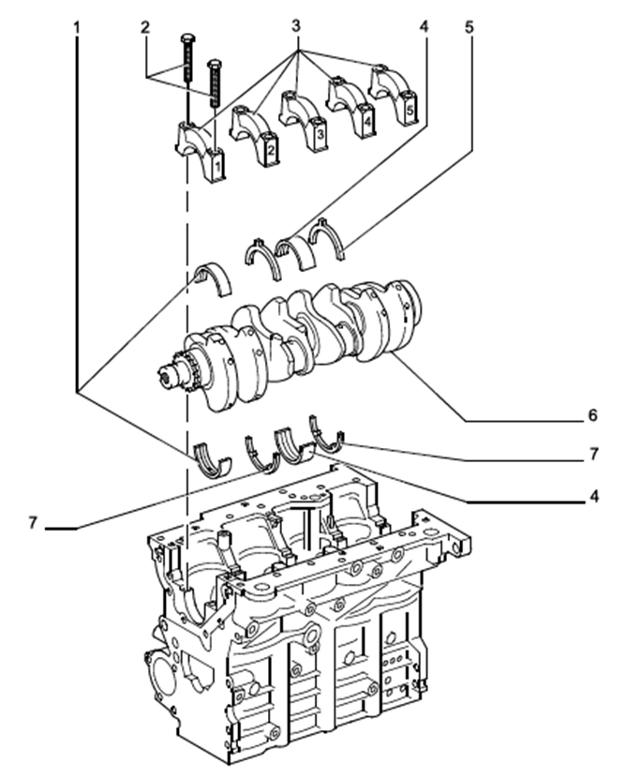 Torques y Tips de Armado del Motor Volkswagen 1.9 lts