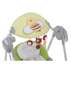 balancelle chicco polly swing up green