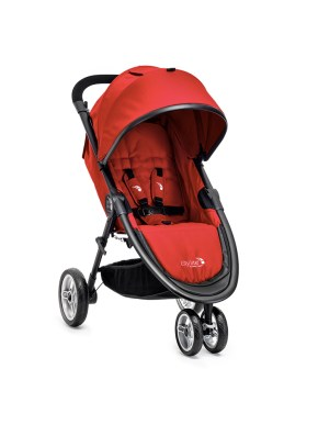 Pousette Baby Jogger City lite rouge