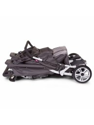 La poussette 6 places de Child Wheels se plie