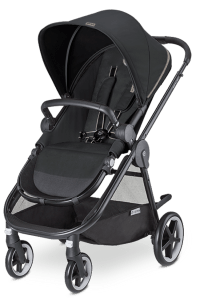 Poussette Cybex Iris M-Air moon dust noir