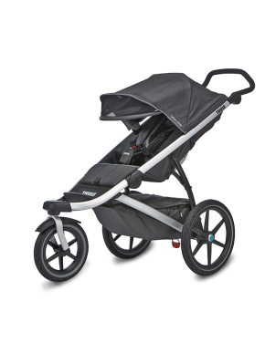 Poussette Urban Glide Noir Darkshadow