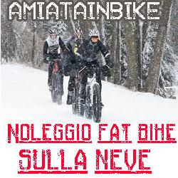 noleggio-fat-bike sulla neve