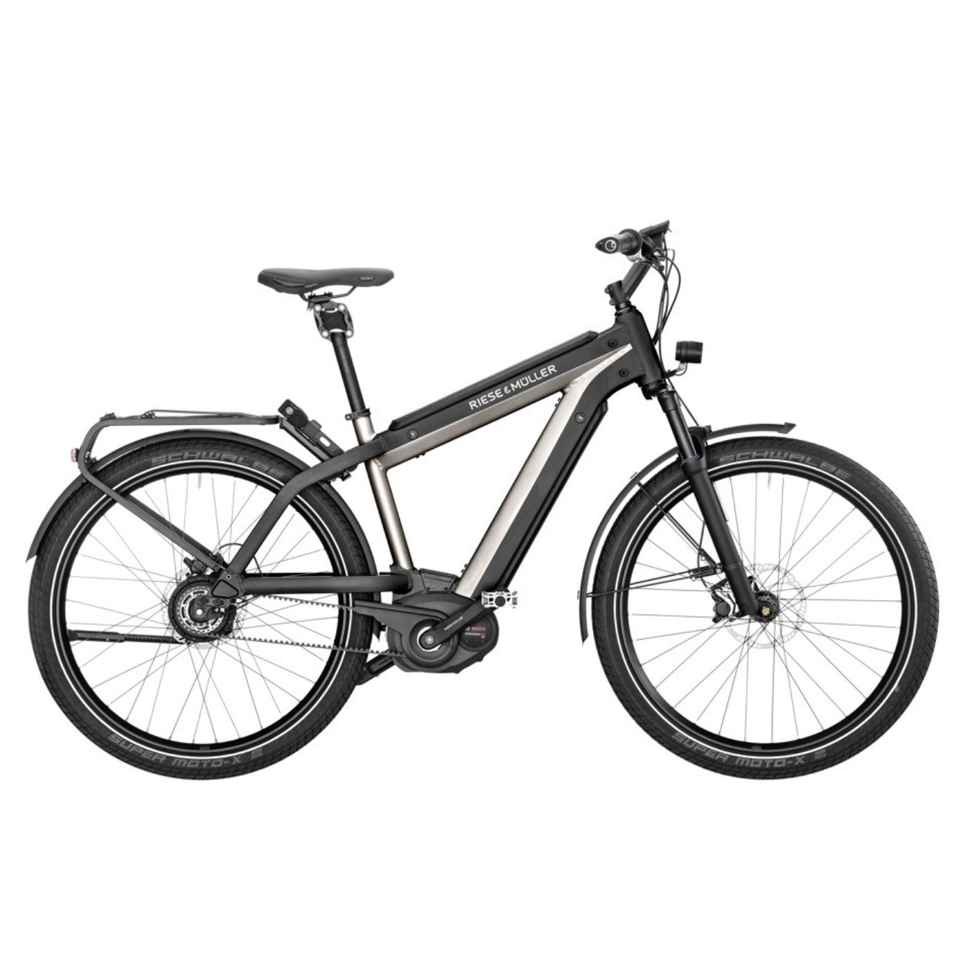 Riese and Müller Supercharger GH vario • e-bike lovers