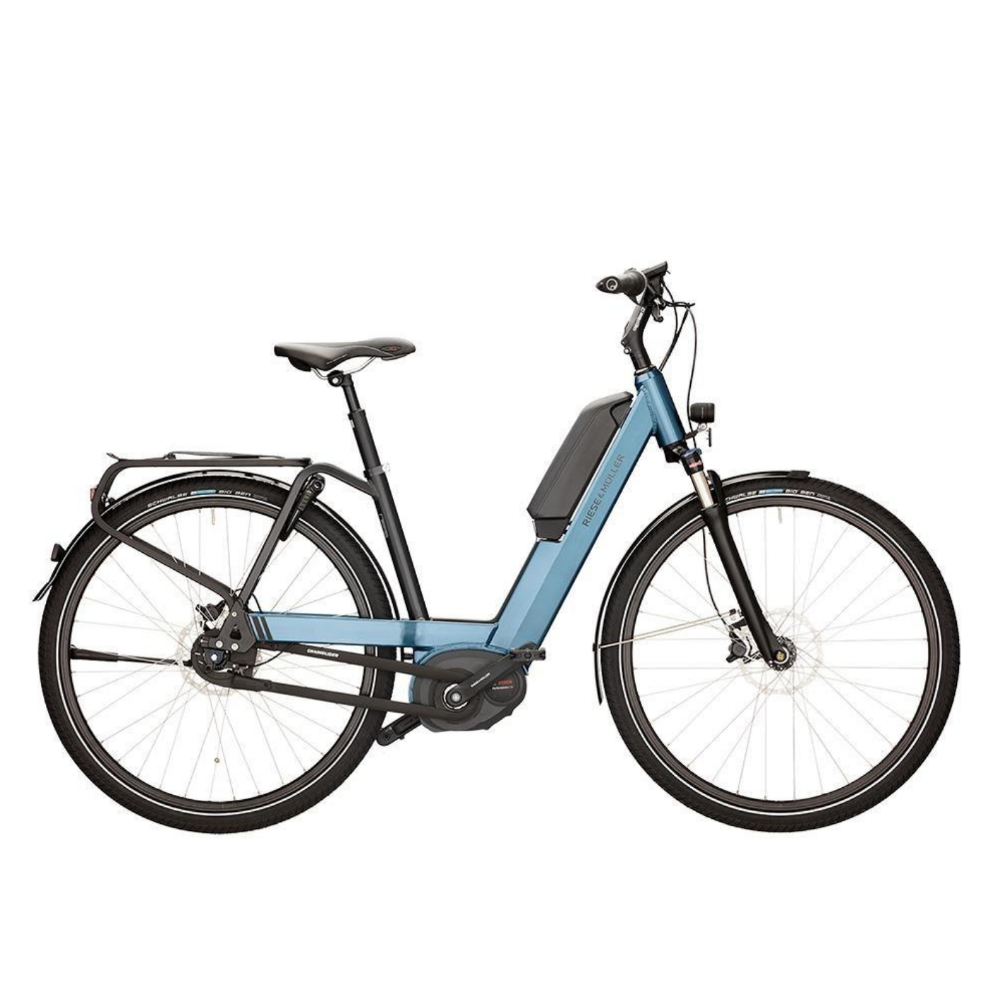 Riese & Müller Nevo City • e-bike lovers