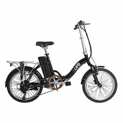 Buy an Ex Demo eLife Explorer Folding Electric Bike from E