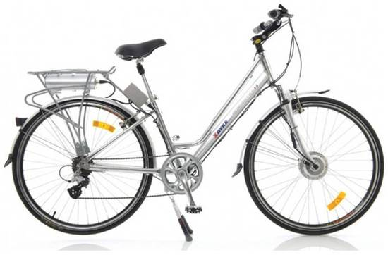 PowaByke X6 LS Xbyke Ladies 6 Speed Electric Bike