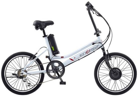 Buy a Ex Demo Coyote Energy Folding Electric Bike from E