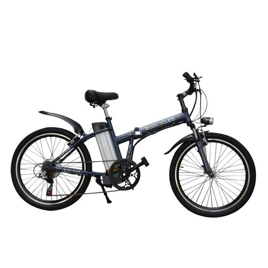 Buy a Byocycle Boxer 24 from E-Bikes Direct