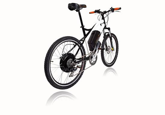 Ex Demo Cyclotricity Stealth 1000w Dual Power Electric Bike
