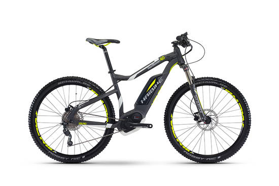 Buy a Haibike XDURO HardSeven 4.0 2017 Electric Mountain