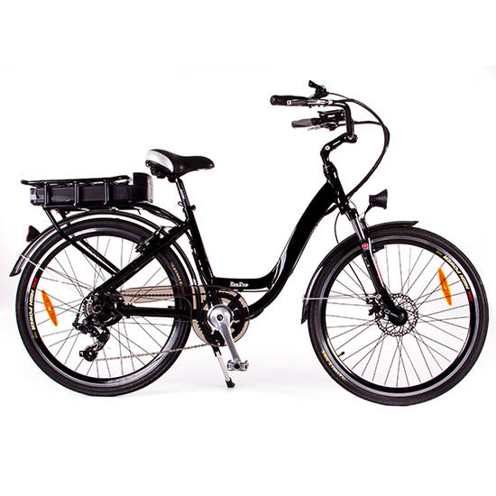 Buy a Ex Demo RooDog Chic Electric Bike from E-Bikes Direct