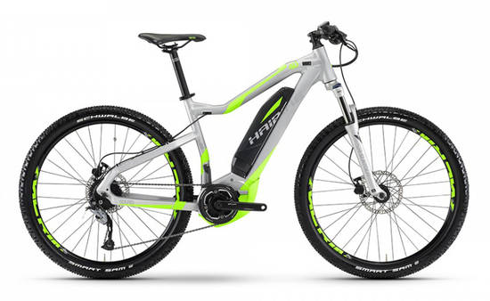 Buy a Ex Demo Haibike SDURO HardSeven 4.0 from E-Bikes Direct