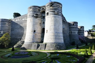 Angers Château Roi René