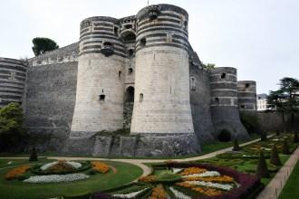 Angers Château du Roi René