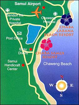 Chaba Samui Resort Koh Samui Hotels Discount Hotels In Koh