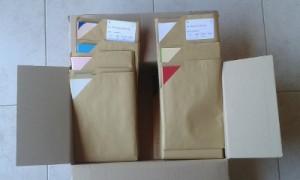 Cartons et papiers pour craft