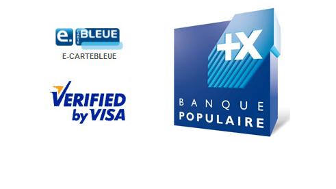 E carte bleue bred un service de la banque populaire - Plafond de retrait carte visa banque populaire ...