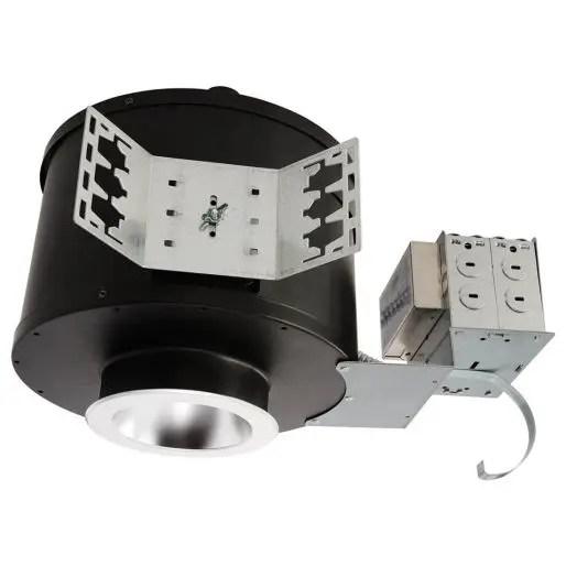 cree lighting essentia 6 inch adjustable downlight kit s dl6 series narrow or medium beam 2130 lumens 2700k 3000k or 3500k white