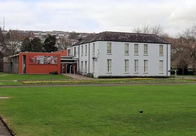 Resultado de imagem para foto do Museu Público de Cork