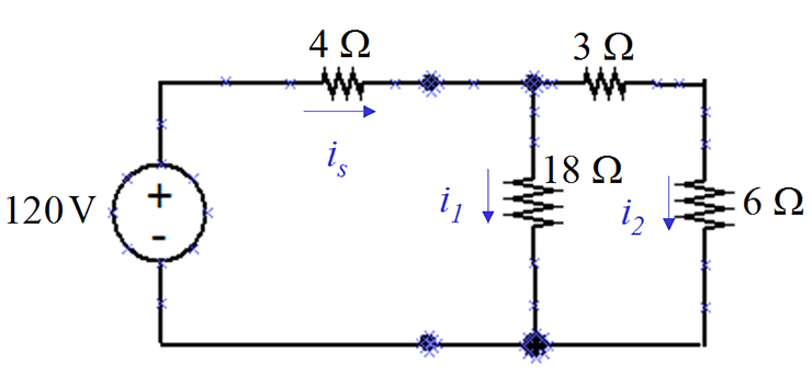 2.2.3 Circuits with both series and parallel elements