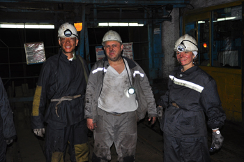 Cai Guo-Qiang's 1040M Underground