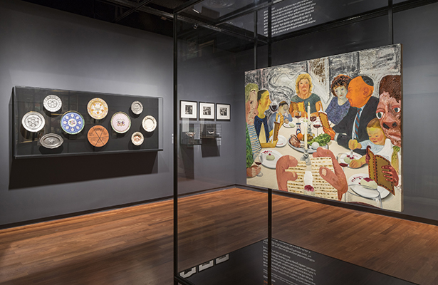 Masterpieces & Curiosities: Nicole Eisenman's Seder at the Jewish Museum