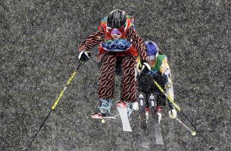 OLYMPICS-FREESTYLE