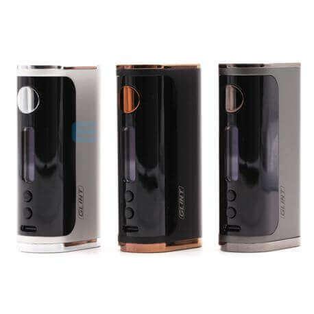 Box Glint 75W par Aspire - compacte. fonctionne avec accu 18650 - E-Fumeur