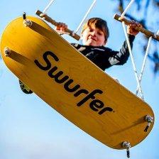 Swurfer - Η επανεφεύρεση της κούνιας