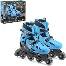 Xootz – Ρυθμιζόμενα Inline Roller Skates μεγέθους 27 έως 30.5 – μπλε