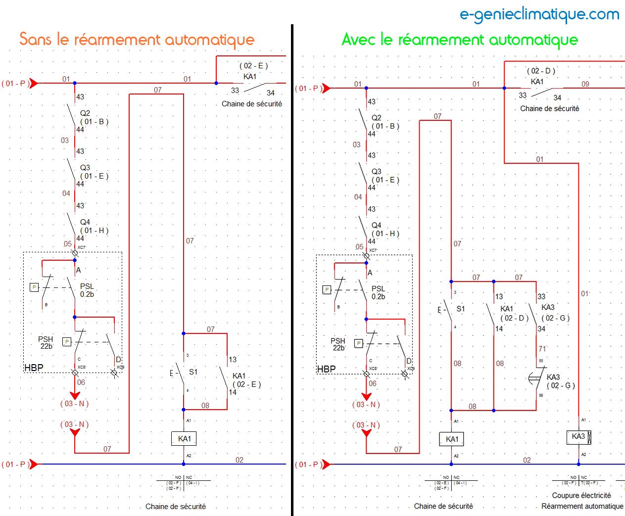 Froid22 Montage3 Le Rarmement Automatique De La Chane De