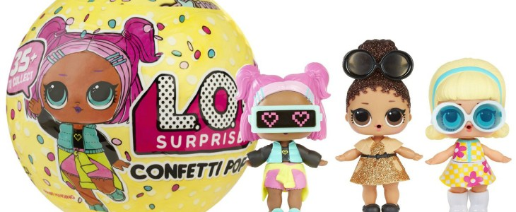 lol surprise confetti pop 3